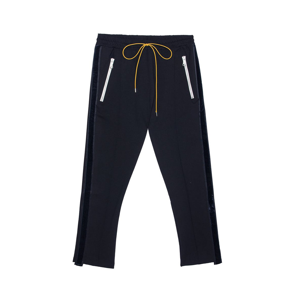 TRAXEDO PANTS - BLACK