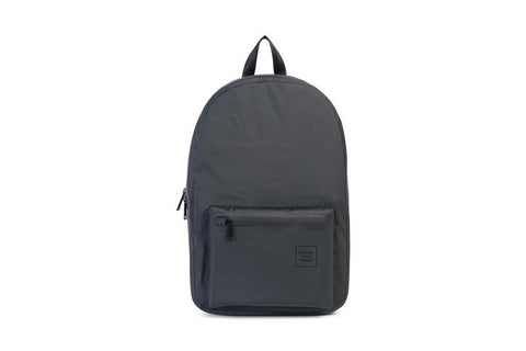 SETTLEMENT BACKPACK - BLACK TARPAULIN