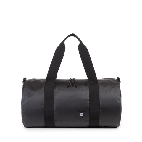 STUDIO SUTTON DUFFLE-MID VOLUME - BLACK