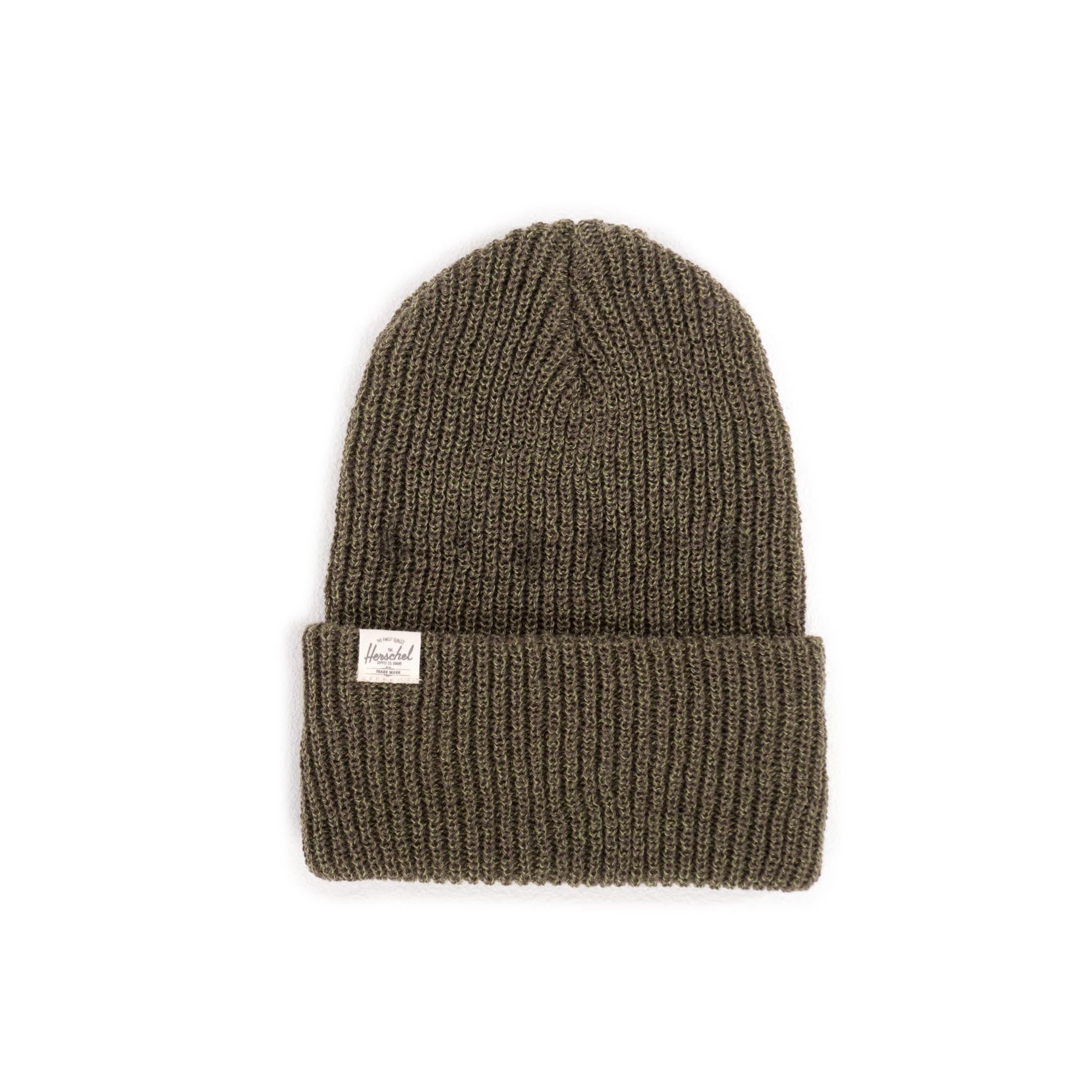 QUARTZ BEANIE CLASSIC - HEATHERED BEECH