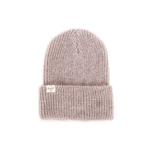 QUARTZ BEANIE CLASSIC - HEATHERED OATMEAL