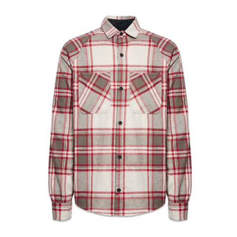 FLANNEL SHIRT - OAT
