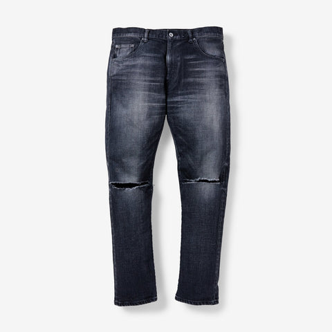 WASHED . SKINNY / C-PT - BLACK