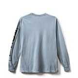 UPRISING LS TEE - GREY