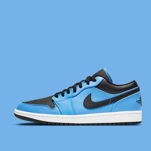 "AIR JORDAN 1 LOW  ""UNIVERSITY BLUE"""