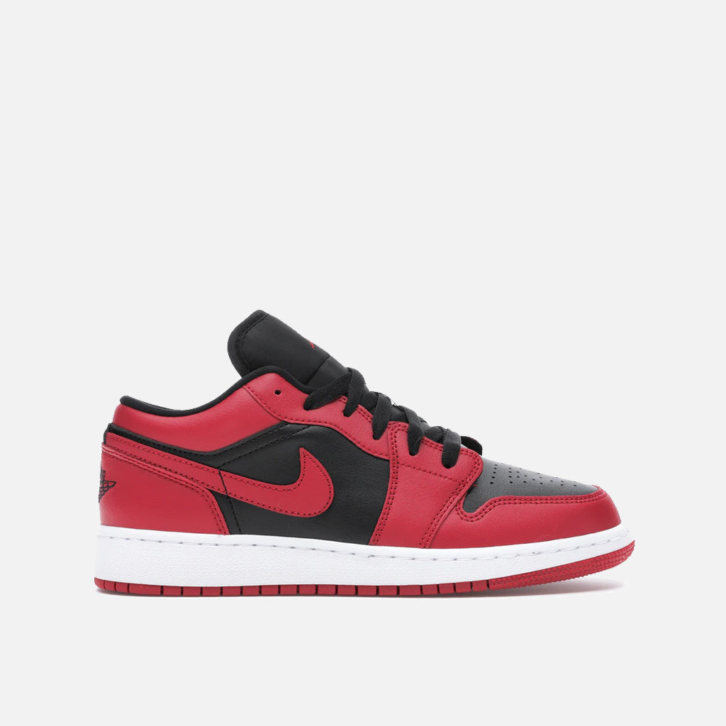 "AIR JORDAN 1 LOW (GS) ""REVERSED BRED"""