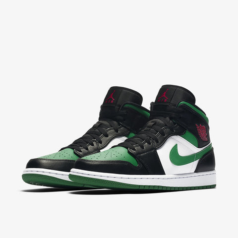 AIR JORDAN 1 MID - PINE GREEN (GS)