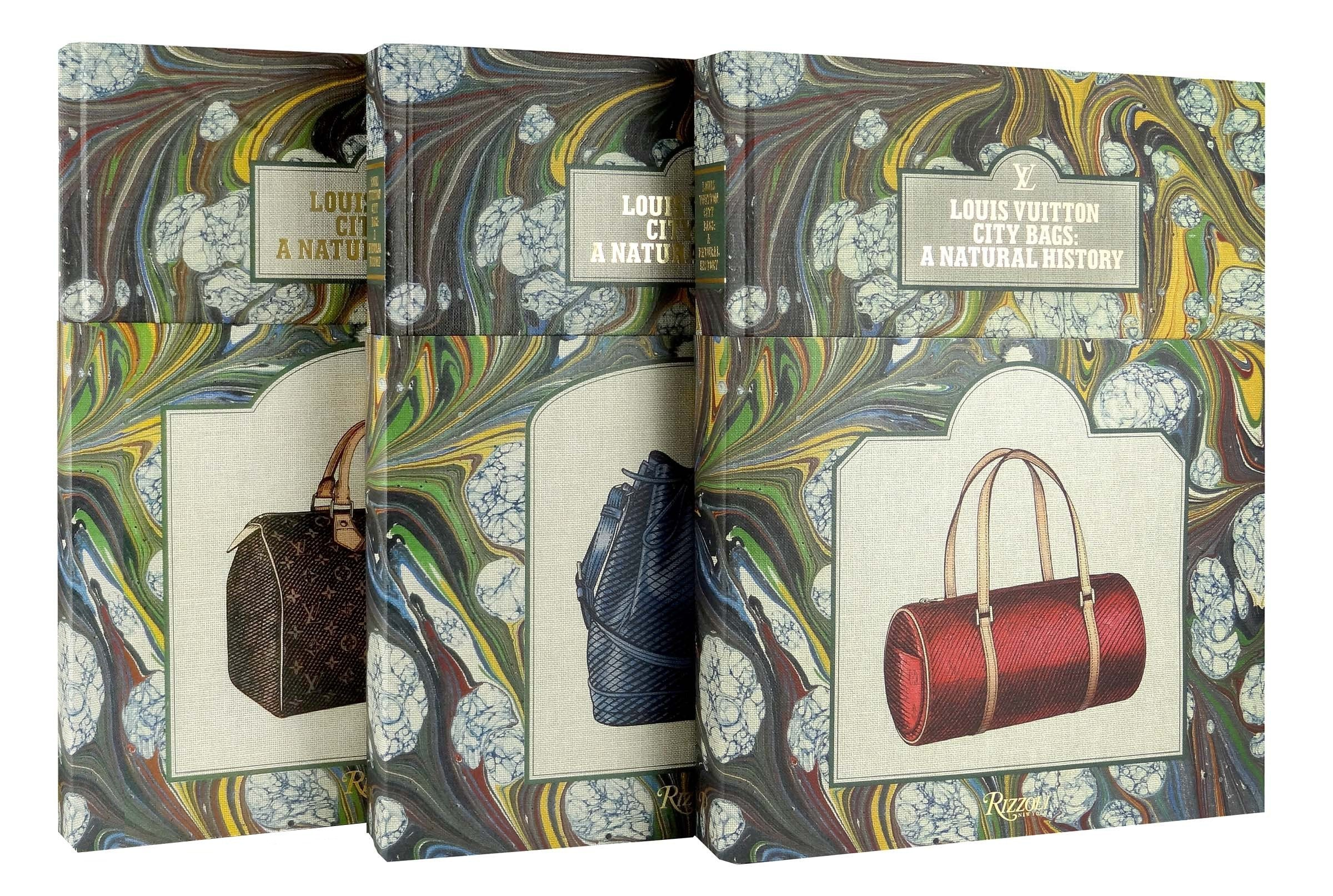 1f695b2128a ... LOUIS VUITTON CITY BAGS  A NATURAL HISTORY - ENGLISH VERSION ...