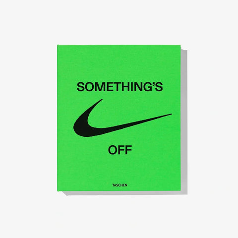 "VIRGIL ABLOH. NIKE. ICONS ""SOMETHING'S OFF"""