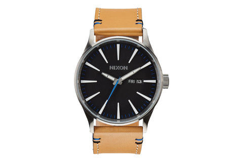 SENTRY LEATHER , 42 MM - NATURAL