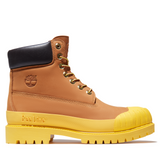 "BBC BEE LINE X TIMBERLAND PREMIUM 6"" BOOT - WHEAT / YELLOW"