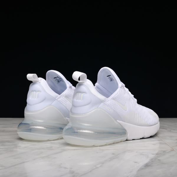 "AIR MAX 270 ""TRIPLE WHITE"""