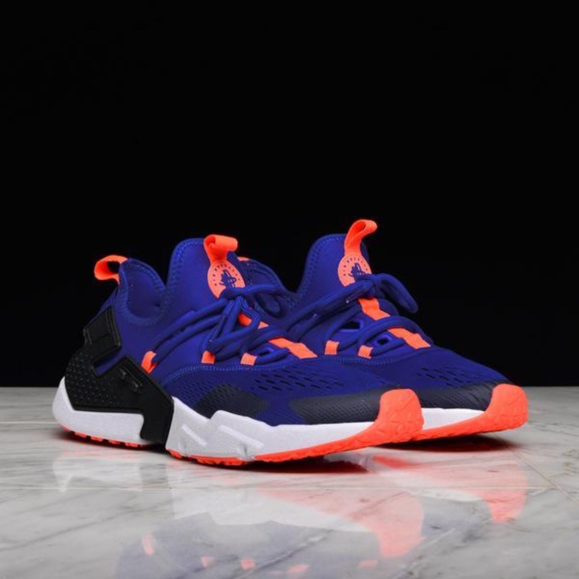 hot sale online 90a50 700f9 AIR HUARACHE DRIFT BREATHE - RACER BLUE