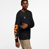 ACG LONG SLEEVE T-SHIRT - BLACK