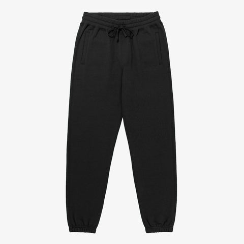ALD LOGO SWEATPANTS - BLACK