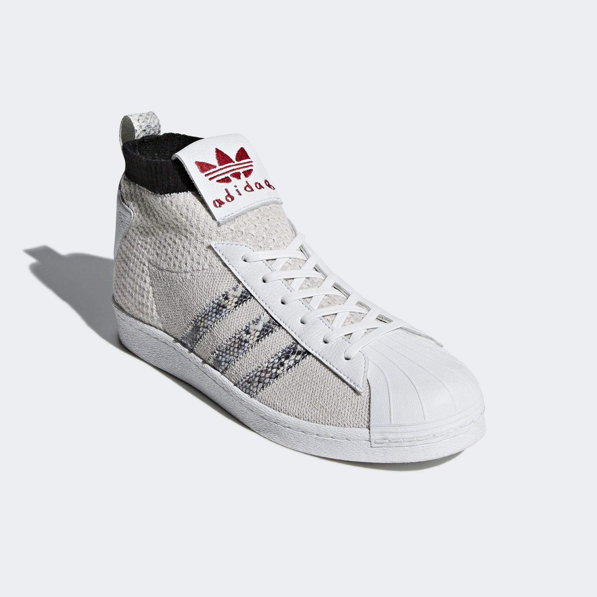 UA & SONS ULTRA STAR SHOES - WHITE