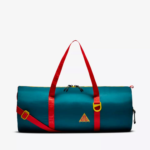 DUFFEL BAG - GEODE TEAL