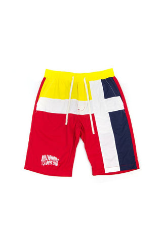 DOCK SHORTS - RED