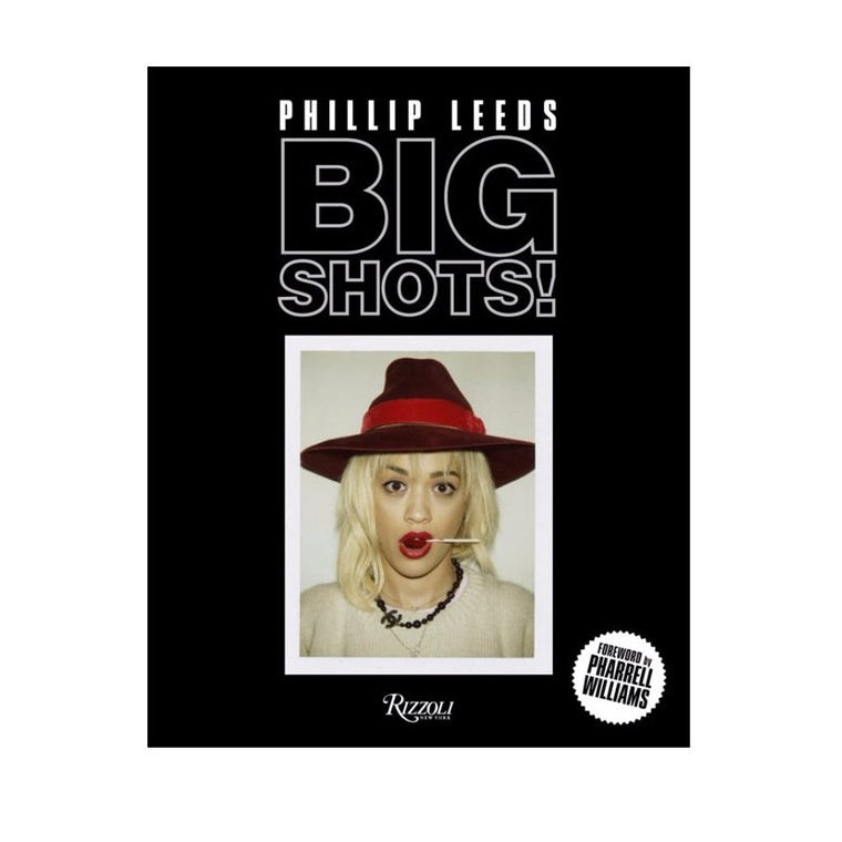 BIG SHOTS!: POLAROIDS FROM THE WORLD OF HIP HOP AND FASHION