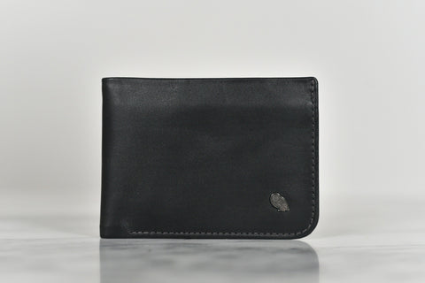 HIDE & SEEK WALLET LO - BLACK