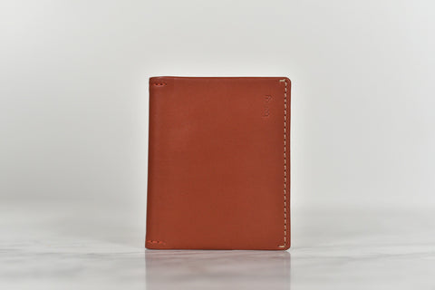 SLIM SLEEVE WALLET - TAMARILLO