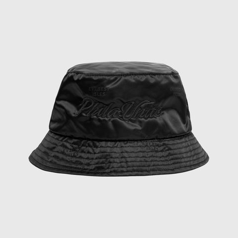EVEREST ISLES X 76ERS BUCKET HAT - BLACK