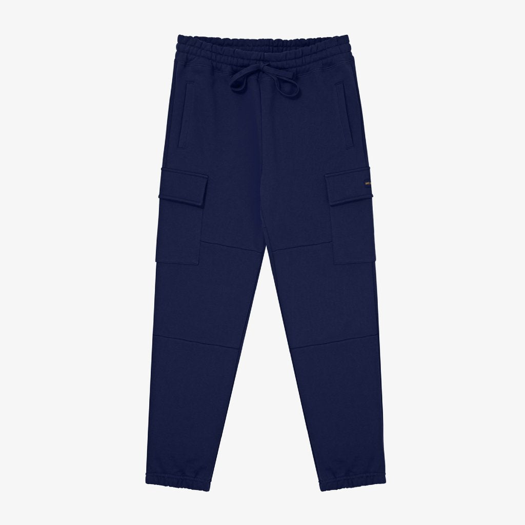 CARGO SWEAT PANT - NAVY