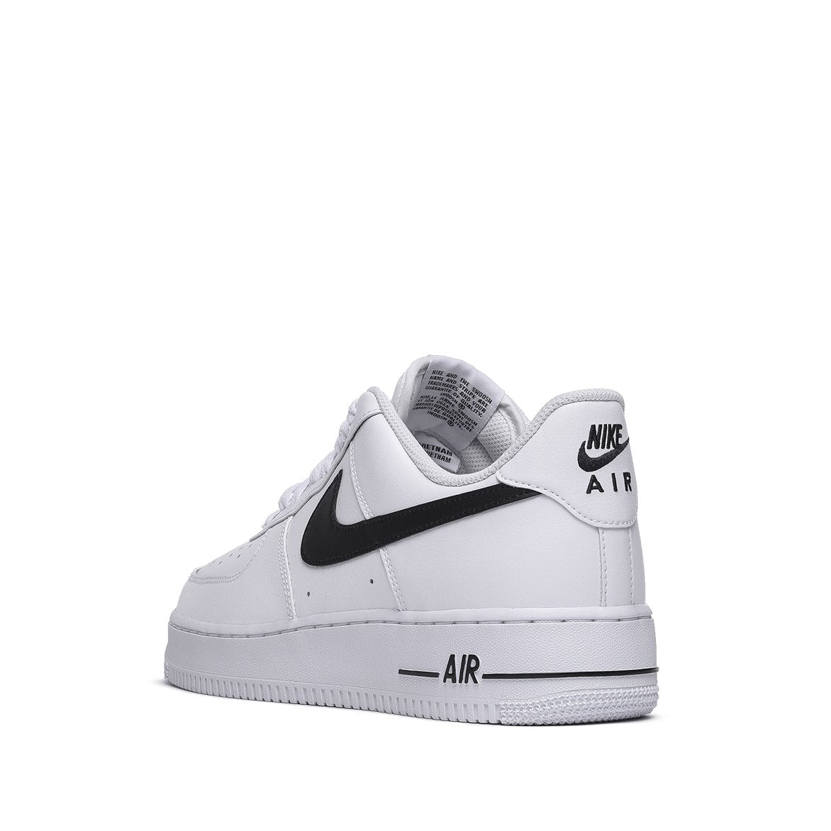 AIR FORCE 1 '07 AN20 - WHITE / BLACK