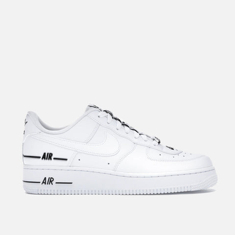 AIR FORCE 1 `07 LV8 3 - WHITE / BLACK
