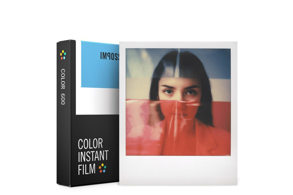 COLOR FILM FOR 600 CAMERA