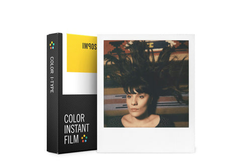 COLOR FILM FOR I-TYPE CAMERA