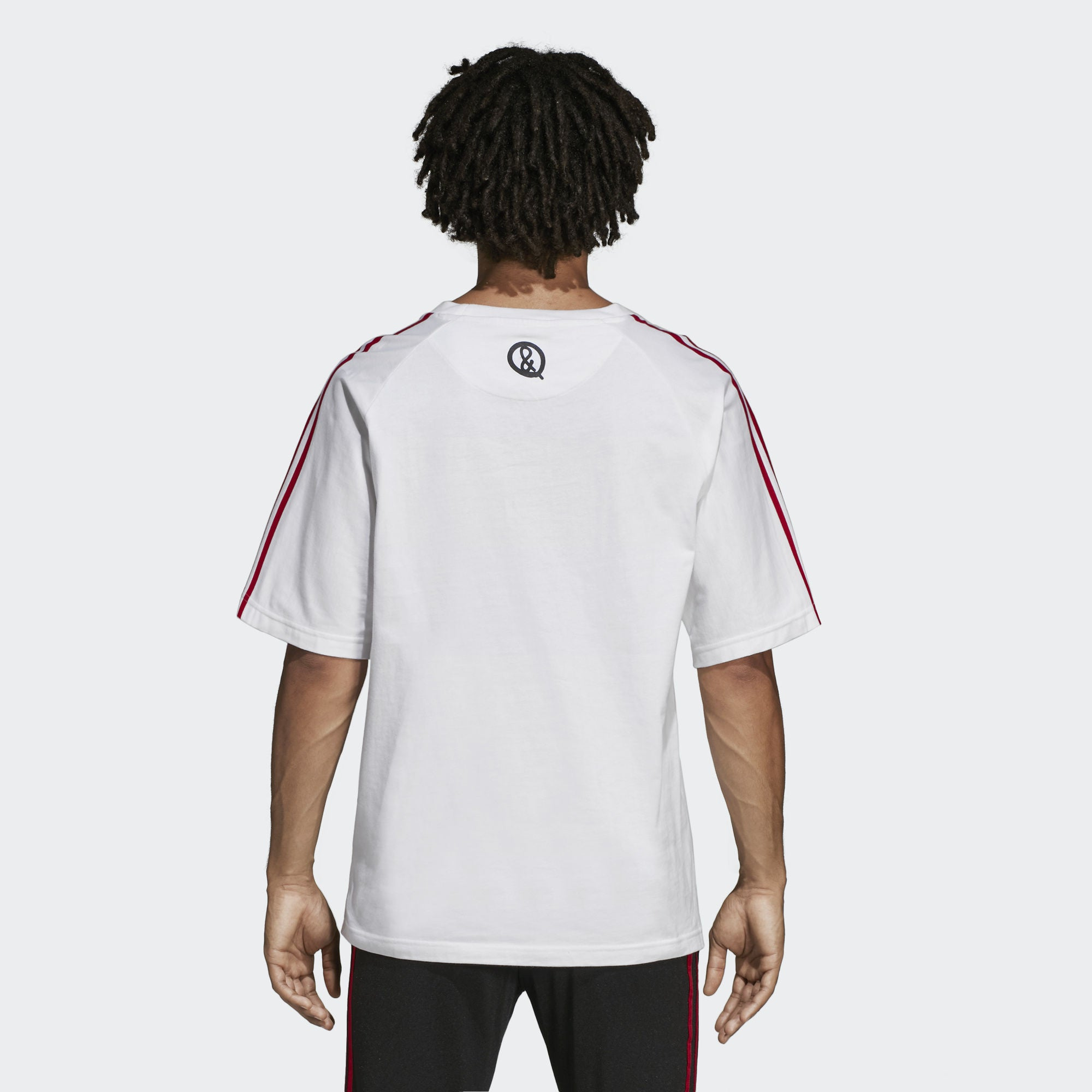 UA & SONS GRAPHIC TEE - WHITE