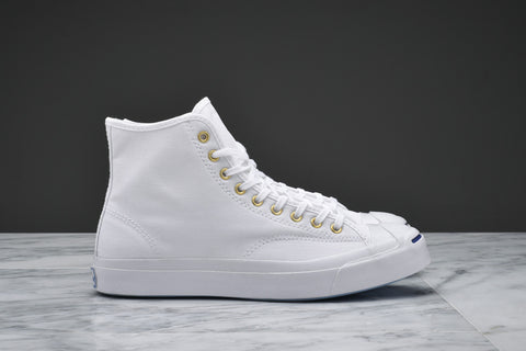JACK PURCELL SIGNATURE DUCK CANVAS HI - WHITE