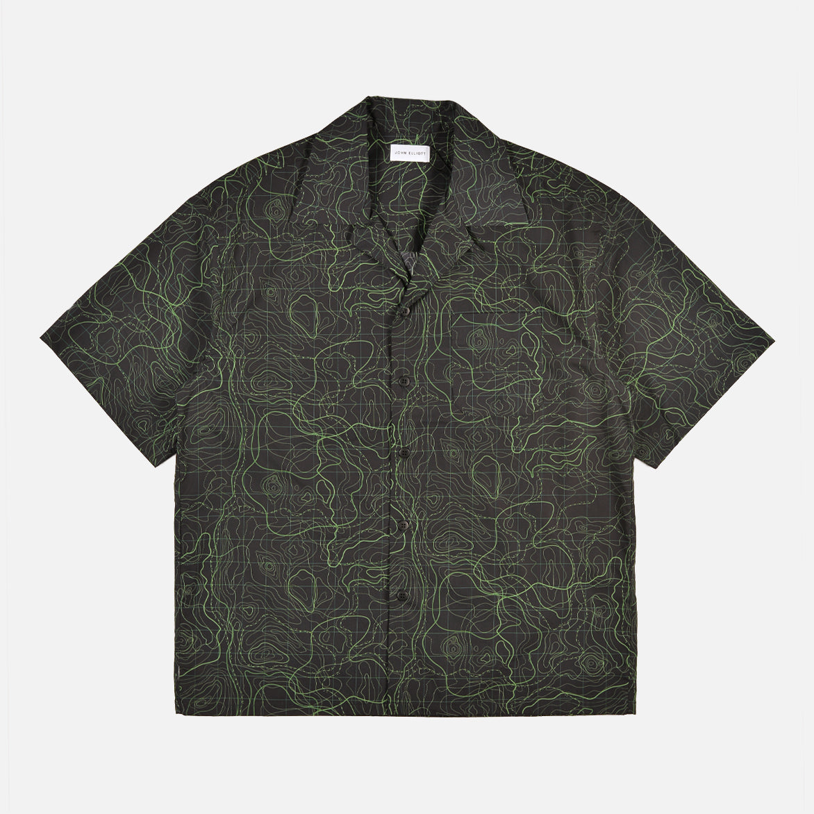 CAMP SHIRT - RADAR