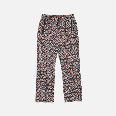 POLY JACQUARD TRACK PANTS - ARABESQUE
