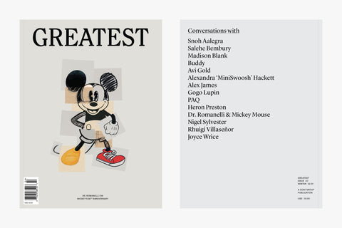 GREATEST: ISSUE 2
