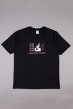 SLIDE T-SHIRT - BLACK