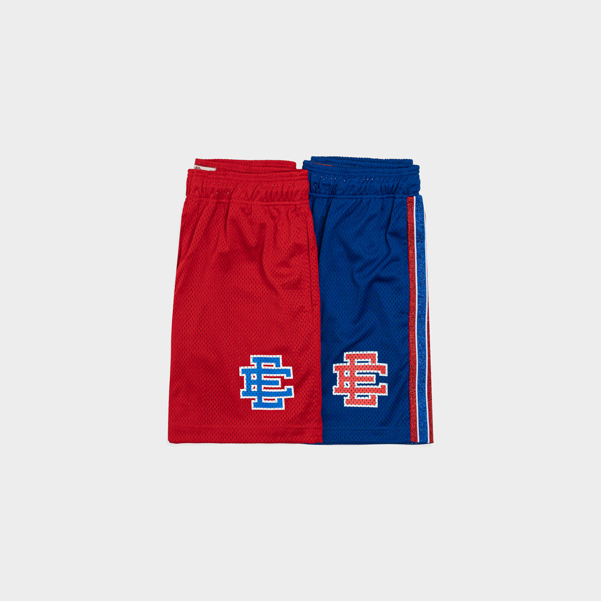 ERIC EMANUEL X 76ERS SHORT - RED