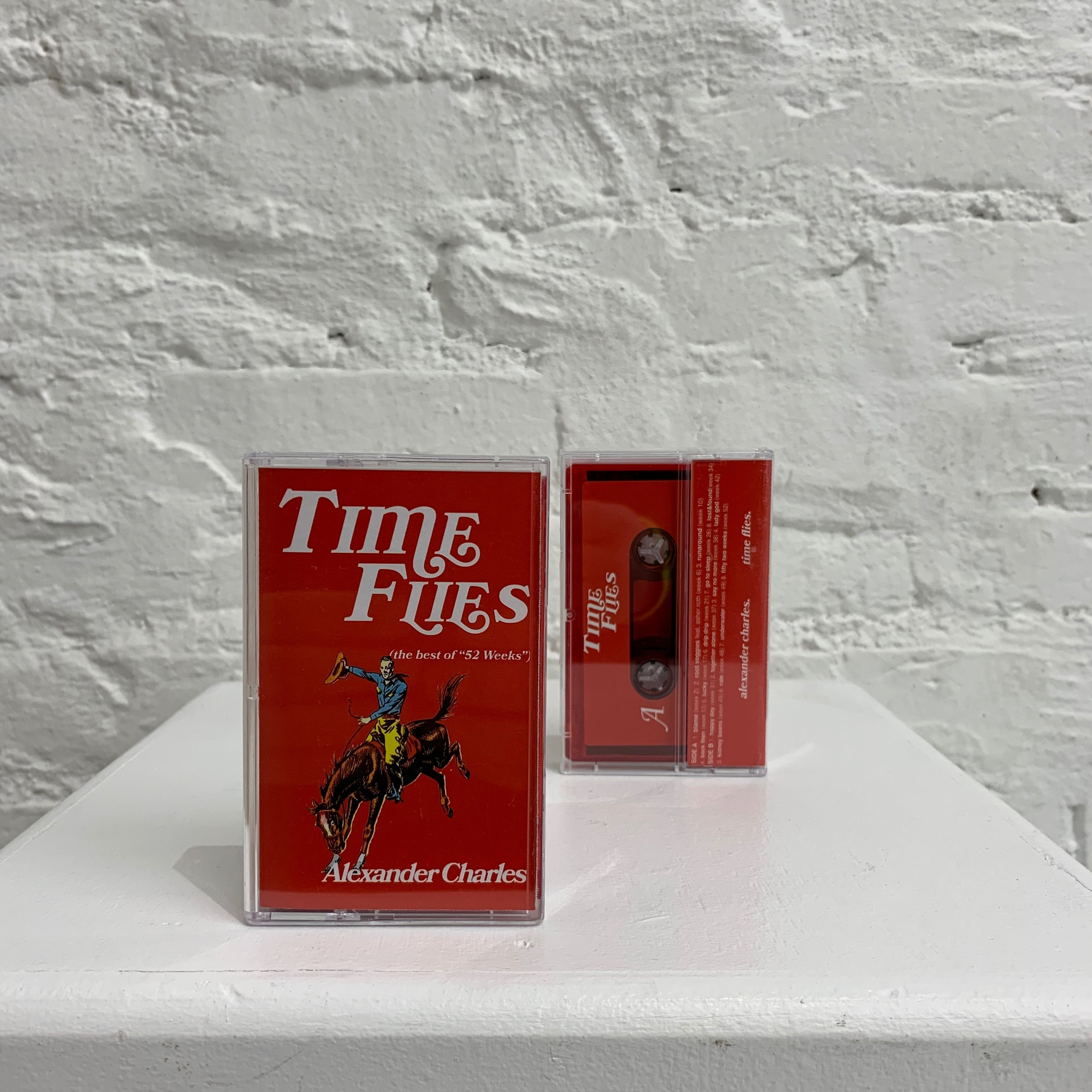 """TIME FLIES"" MIXTAPE"