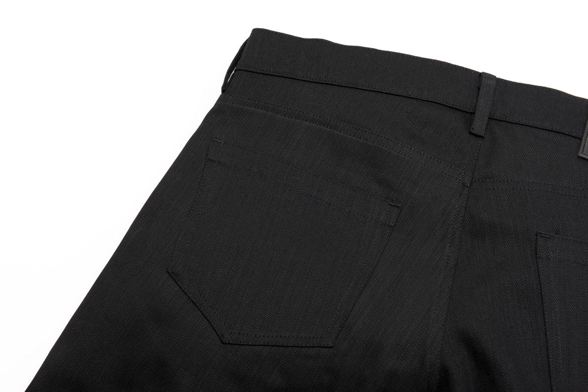 L&H x G+R 12 OZ JAPANESE TECH - BLACK