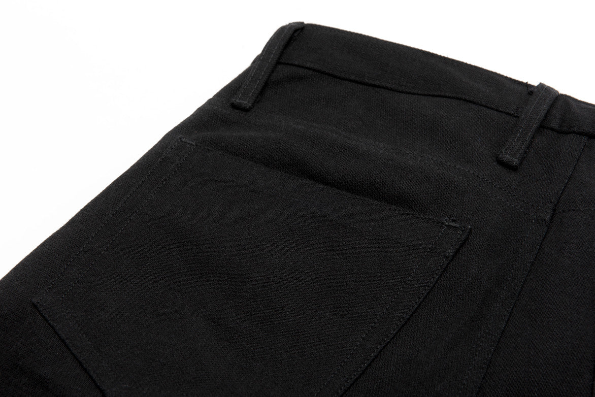 L&H x G+R 14.5 OZ JAPANESE WORK - BLACK