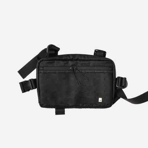 CLASSIC CHEST RIG W/RAIN COVER - BLACK