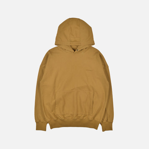 DISSECTION HOODIE - OLIVE