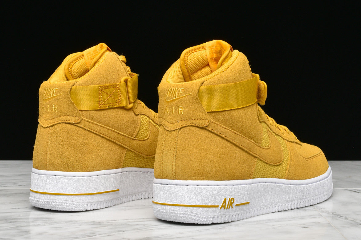 NIKE AIR FORCE 1 HIGH '07 - UNIVERSITY GOLD