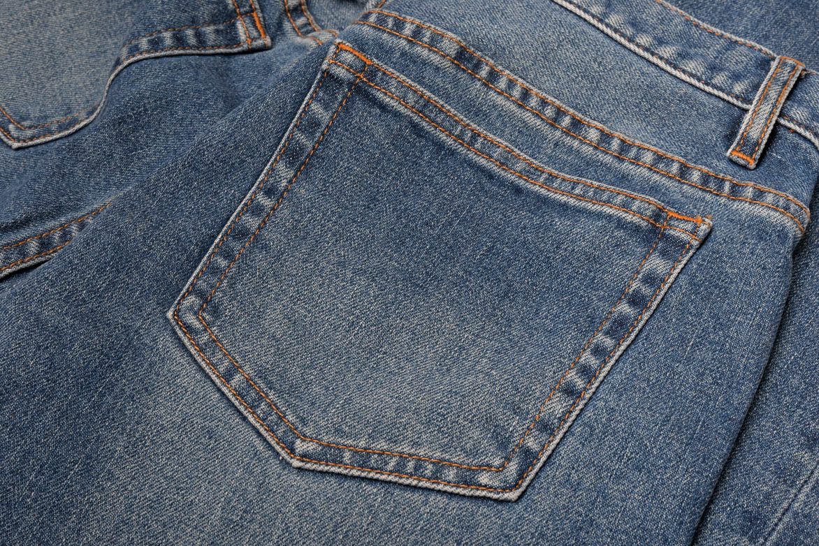 PETIT NEW STANDARD - WASHED INDIGO