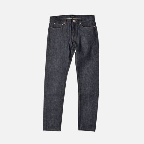 PETIT NEW STANDARD - RAW INDIGO SELVAGE
