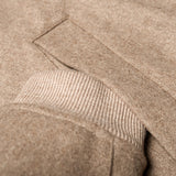 GASTON JACKET - HEATHERED BEIGE