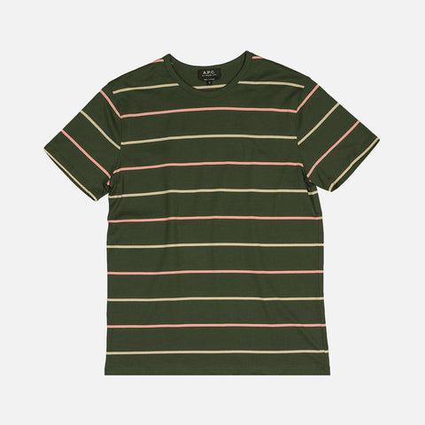 JIMMY TEE - MILITARY KHAKI