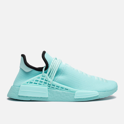 "PHARRELL WILLIAMS X ADIDAS HU NMD ""AQUA"""