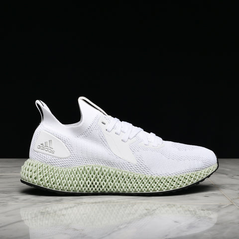 ALPHAEDGE 4D - WHITE / SILVER METALLIC / BLACK